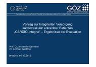 CARDIO-Integral - AOK-Gesundheitspartner