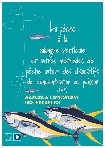 La pêche à la palangre verticale - Manuel à l'intention ... - Azur peche