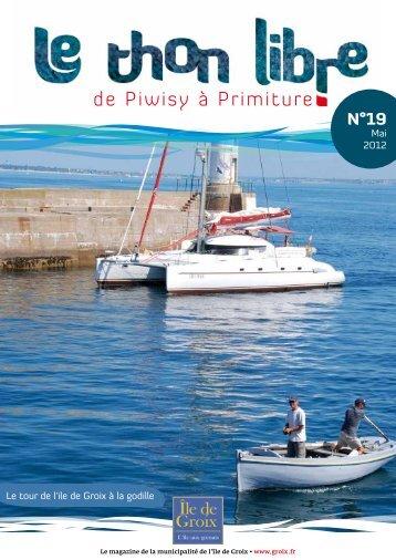de Piwisy à Primiture - Ile de Groix info
