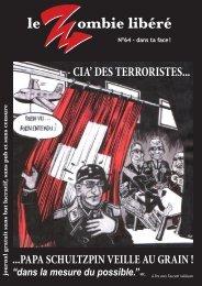 - CIA' DES TERRORISTES... - Le Zombie Libéré