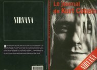 Cobain, Kurt - Journal Intime (Nirvana) -