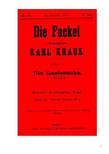 Die Lustseuche. - Welcker-online.de