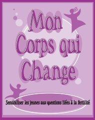 Mon Corps Qui Change