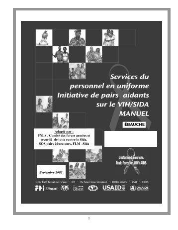 LE VIH / SIDA - SOS Pairs Educateurs