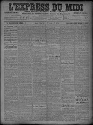 12 MAI 1910 - Bibliothèque de Toulouse