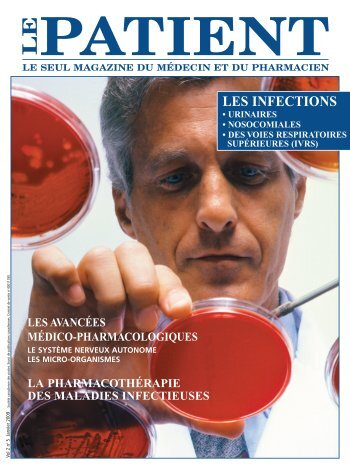 les infections urinaires - Le Patient
