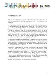 Catálogo del Museo de Ciudad Real Incorporado en