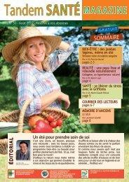 Magazine n°50 - Tandem Santé
