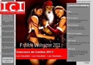 Fröhliche Weihnachten 2011 ! - Web Book Edition