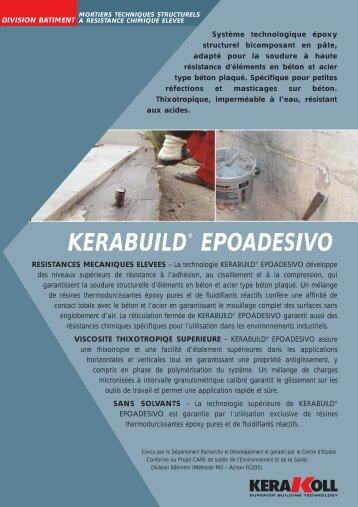 KERABUILD EPOADESIVO EDI_fr - products.kerakoll...