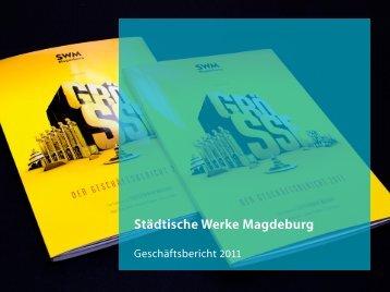 Städtische Werke Magdeburg - wir design  GmbH