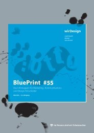 BluePrint 02/2011 - wir design  GmbH