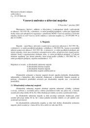 Vzorová směrnice o účtování majetku - Ministerstvo školství ...