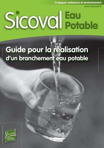 prix et la qualité de l'eau potable