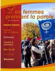 Vol. 2 No. 4 Hiver 2010 - Maison Pour Femmes Immigrantes