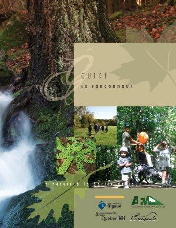 Télécharger le Guide du randonneur - L'escapade - Les sentiers du ...