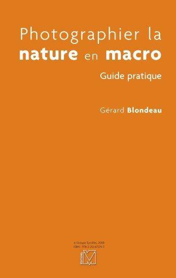 nature en macro