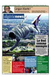 Fr-05-02-2013 - Algérie news quotidien national d'information
