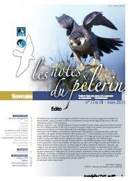 n° 17 et 18 - mars 2011 - LPO Mission rapaces