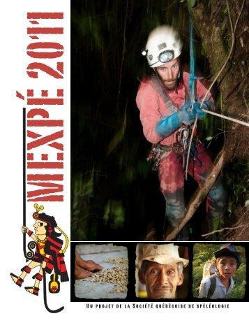 Rapport Mexpé 2011 en français - Mexpe