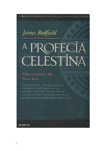A Profecia Celestina - Apostilas