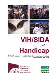 VIH/SIDA et Handicap - uphls