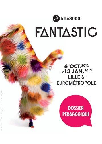 DOSSIER PÉDAGOGIQUE - Fantastic 2012