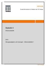 Stat tistik II