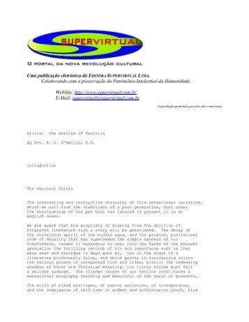 Uma publicação eletrônica da EDITORA ... - Apostilas
