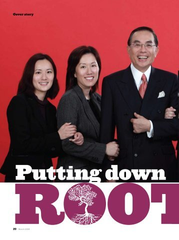 Family matters - Hong Kong Institute of Certified Public Accountants