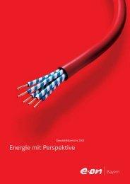 Energie mit Perspektive - E.ON - Strom und Gas - Info-Service - E ...