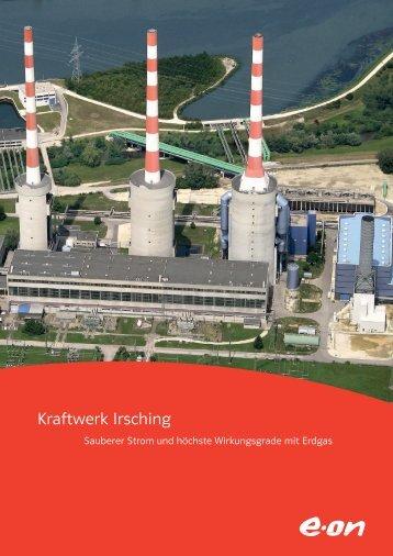 Kraftwerk Irsching - E.ON - Strom und Gas - Info-Service