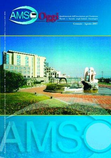 n. 57 -58 gennaio-agosto 2007 - AMSO