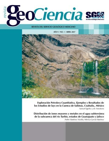 RETICULA NUEVA - Servicio Geológico Mexicano