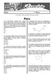 Física - Equipe1.com.br