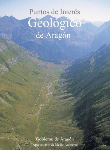 Puntos de interés geológico de Aragón - Pasapues