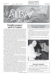 ALBA ottobre 2003.pdf - Webdiocesi