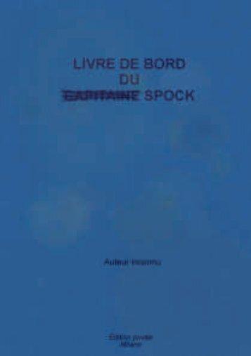 Livre de bord du Spock