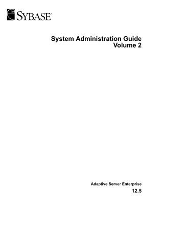 System Administration Guide Volume 2