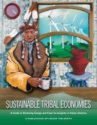Sustainable Tribal Economies - EERE - U.S. Department of Energy