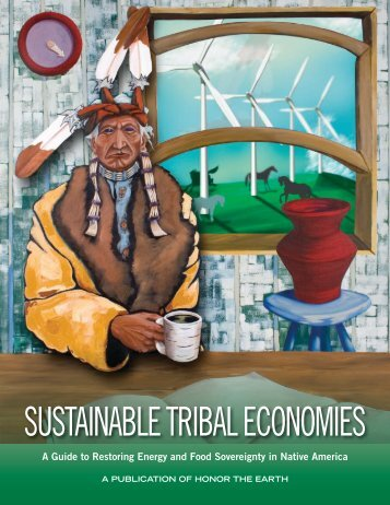 Sustainable Tribal Economies - EERE - U.S. Department of Energy