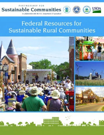 federal resources rural