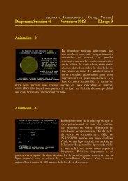 Diaporama Semaine 46 Novembre 2012 Kheops 9 - Horizon 444