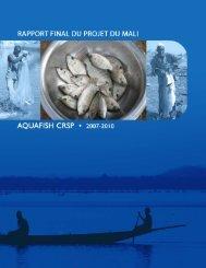 31 Décembre 2010 - AquaFish CRSP - Oregon State University
