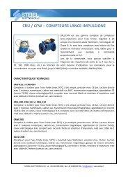 Eltako BZR12DDX-UC Compteur num/érique dimpulsions et dheures de marche