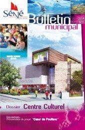 Centre Culturel - Séné