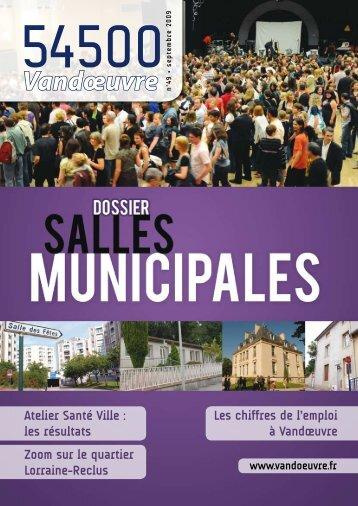 54500 n°49 PDF - 2.6 Mo - A la Une de Vandœuvre.fr