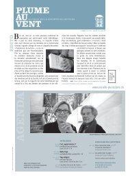 Edition de juin 2012 (N° 364) - Societe de Lecture Geneve