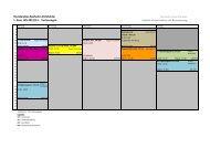 1. Semester PDF - Fakultät für Architektur und Raumplanung ...