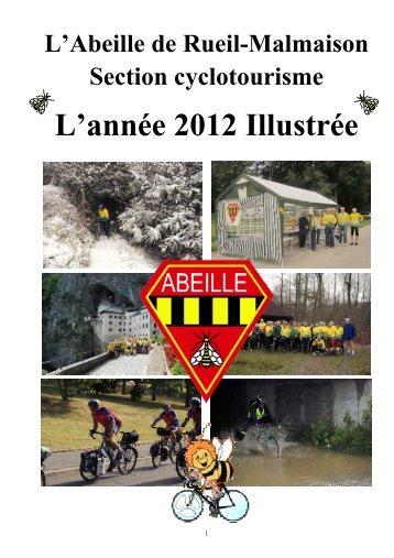journal de l'année 2012 - L'Abeille Cyclotourisme